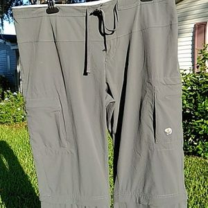 Mountain Hardware convertible Pants
